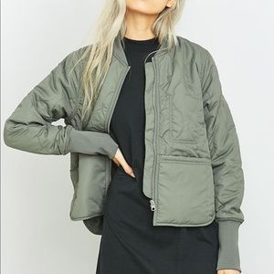 CHEAP MONDAY parole jacket size large
